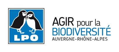 Logo de la LPO Auvergne-Rhône-Alpes