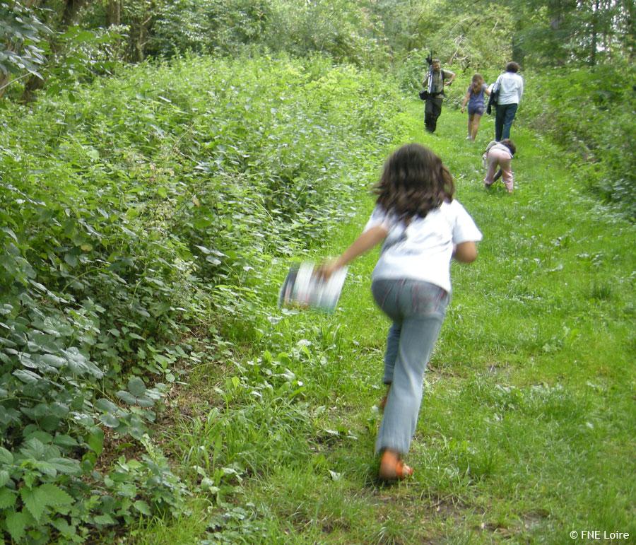 Jeux de piste pour les enfants