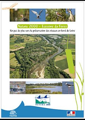 Dépliant Site NATURA 2000 - ZPS Ecozone du Forez