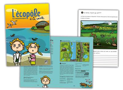 Dossier pédagogique Cycle 3 Ecopôle du Forez