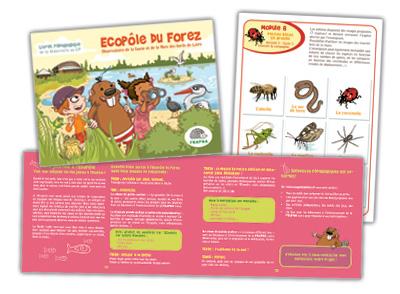 Dossier pédagogique maternelles Ecopôle du Forez