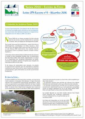 Lettre d'info ZPS Ecozone 2016