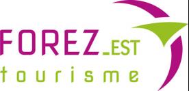 Logo de Forez Est tourisme