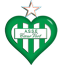 logo de ASSE Coeur vert