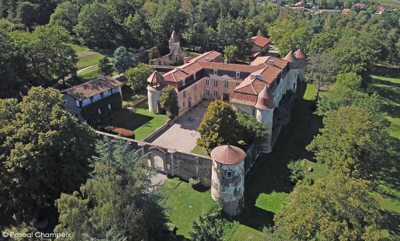 Château de Gouttelas